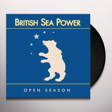 British Sea Power Open Season (15 Th Anniversary Edition) Vinyl Record