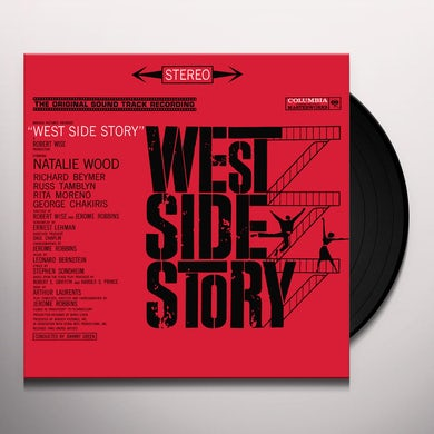 West Side Story (Original Motion Picture Vinyl Record