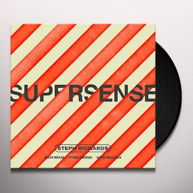 Steph Richards SUPERSENSE Vinyl Record