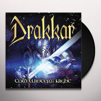 Drakkar COLD WINTER'S NIGHT Vinyl Record