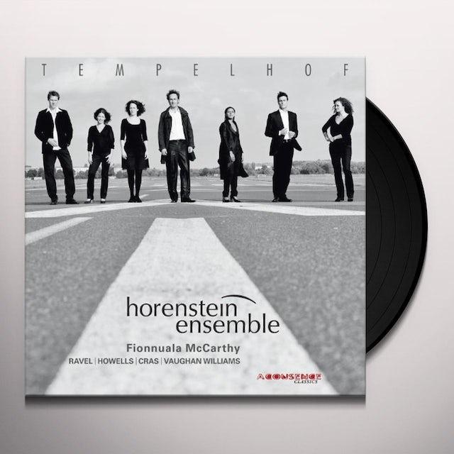 Ravel / Mccarthy / Horenstein Ensemble TEMPELHOF Vinyl Record
