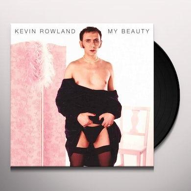 Kevin Rowland MY BEAUTY Vinyl Record