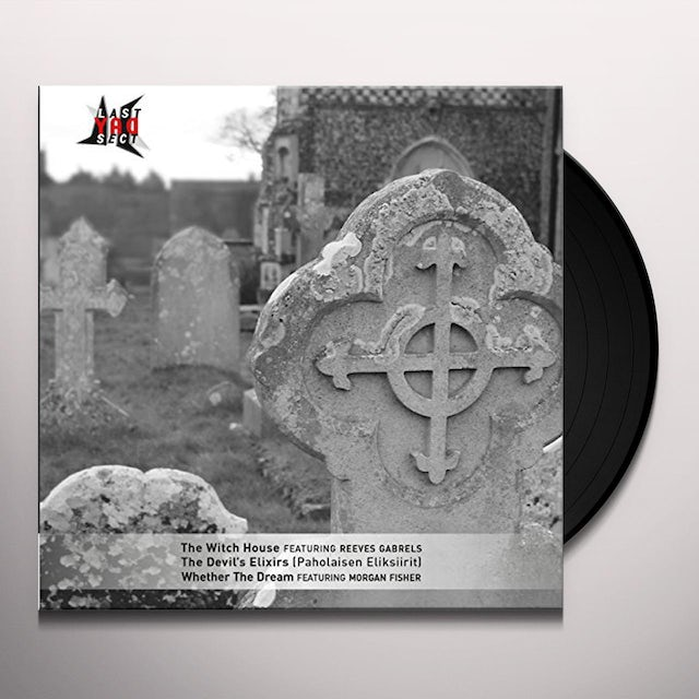 Last Day Sect WITCH HOUSE Vinyl Record