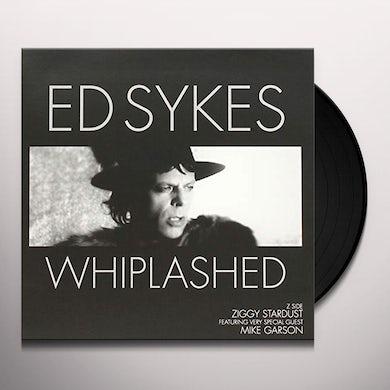 Ed Sykes WHIPLASHED / ZIGGY STARDUST Vinyl Record