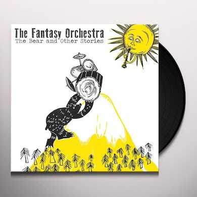 Fantasy Orchestra BEAR & OTHER STORIES Vinyl Record