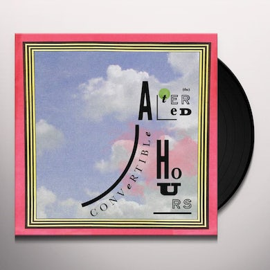 Altered Hours CONVERTIBLE Vinyl Record