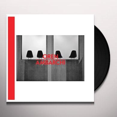 Oren Ambarchi LIVE KNOTS Vinyl Record