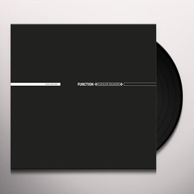 FUNCTION & VATICAN SHADOW GAMES HAVE RULES Vinyl Record