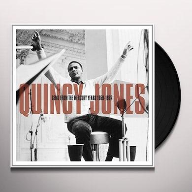 Quincy Jones GEMS FROM THE MERCURY VAULTS Vinyl Record