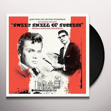 Elmer Bernstein SWEET SMELL OF SUCCESS Original Soundtrack Vinyl Record