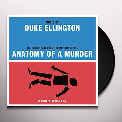 Duke Ellington ANATOMY OF A MURDER Original Soundtrack Vinyl Record