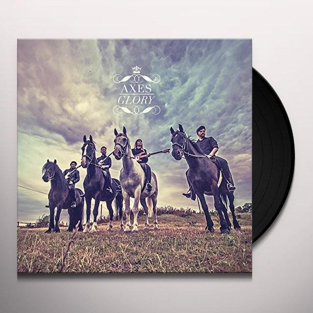 AXES GLORY Vinyl Record