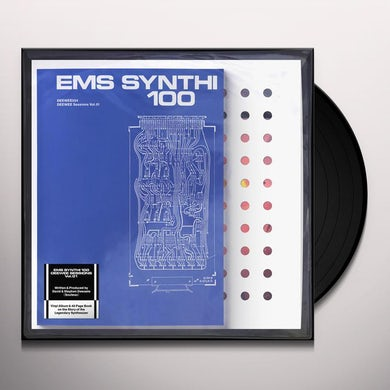 Ems Synthi 100 DEEWEE SESSIONS VOL 01 Vinyl Record