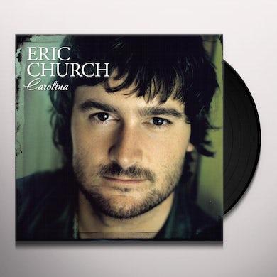 Eric Church CAROLINA Vinyl Record
