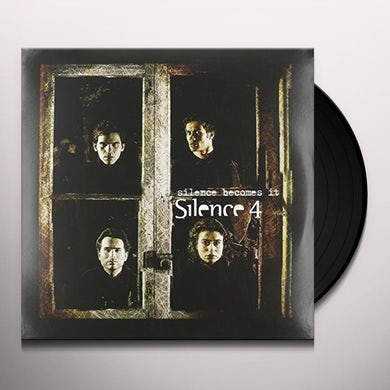 SILENCE 4 SILENCE BECOMES IT Vinyl Record