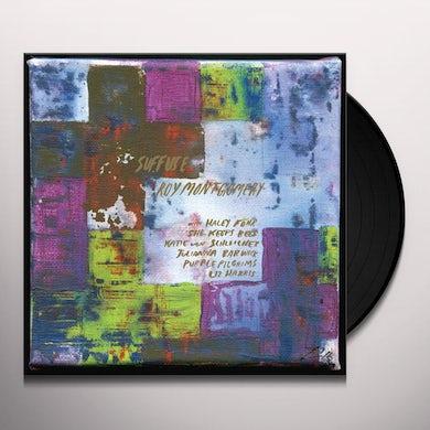 Roy Montgomery SUFFUSE Vinyl Record