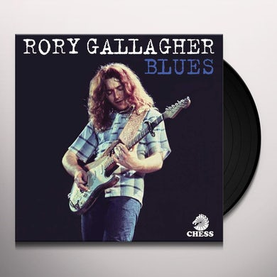 Rory Gallagher BLUES Vinyl Record