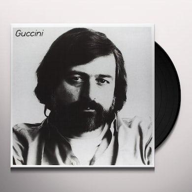 Francesco Guccini GUCCINI Vinyl Record - Italy Release