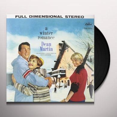 Dean Martin WINTER ROMANCE Vinyl Record