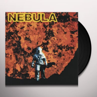 Nebula LET IT BURN Vinyl Record