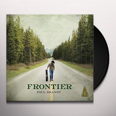 Paul Brandt FRONTIER Vinyl Record
