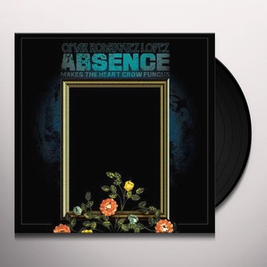 Omar Rodriguez Lopez ABSENCE MAKES THE HEART GROW FUNGUS Vinyl Record