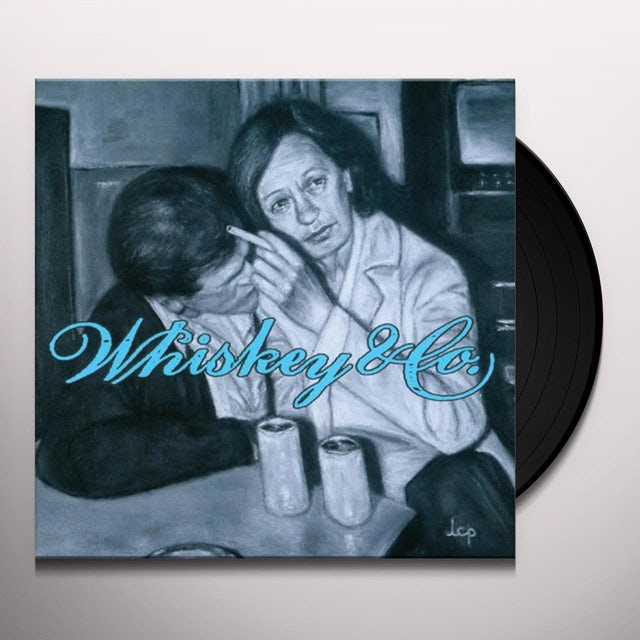 Whickey & Co. LEAVING THE NIGHTLIFE Vinyl Record