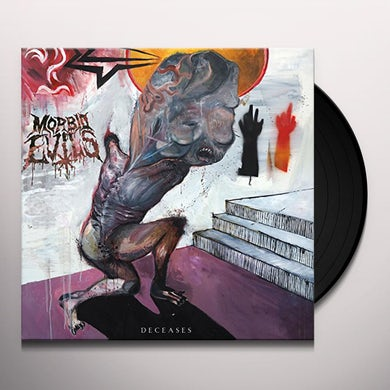 MORBID EVILS DECEASES Vinyl Record