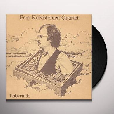 Eero Koivistoinen Quartet LABYRINTH Vinyl Record