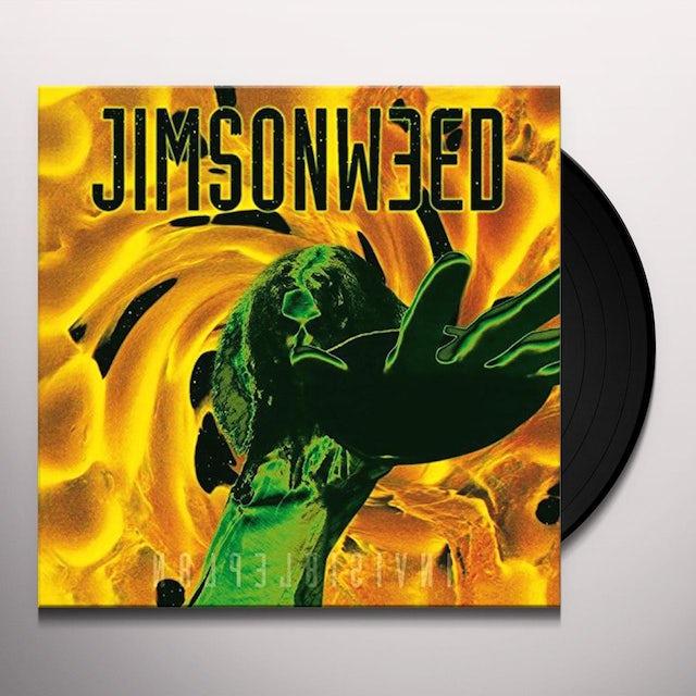 Jimsonweed INVISIBLEPLAN Vinyl Record