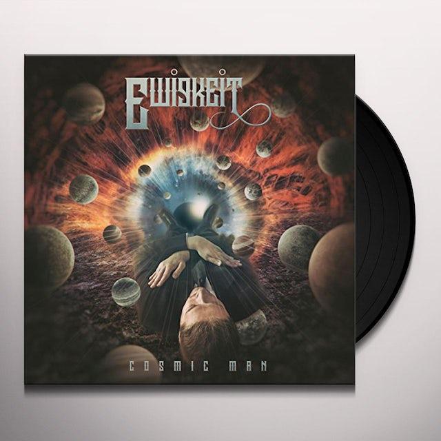 Ewigkeit COSMIC MAN Vinyl Record