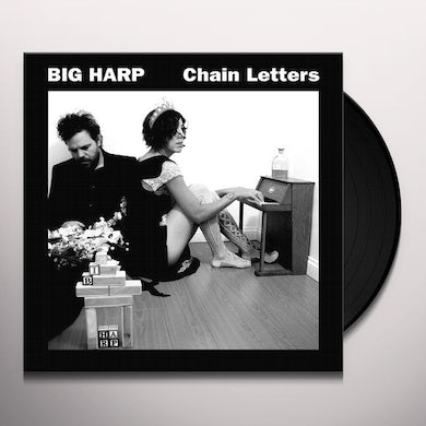 Big Harp CHAIN LETTERS Vinyl Record