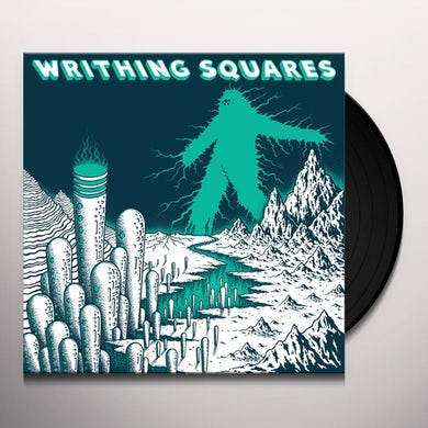 WRITHING SQUARES IN THE VOID ABOVE Vinyl Record