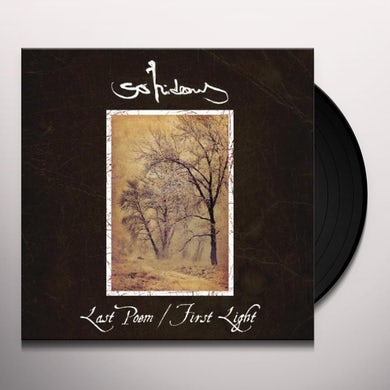 So Hideous LAST POEM / FIRST LIGHT Vinyl Record