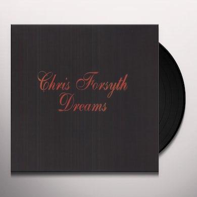 Chris Forsyth DREAMS Vinyl Record