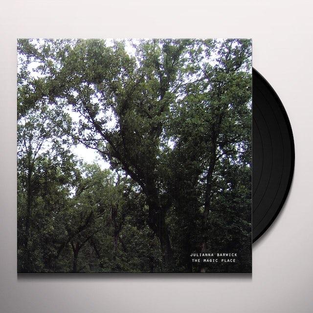 Julianna Barwick MAGIC PLACE Vinyl Record