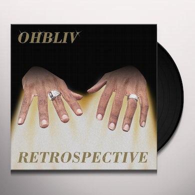 Ohbliv RETROSPECTIVE Vinyl Record