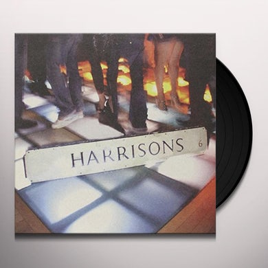 Harrisons MONDAY ARMS Vinyl Record