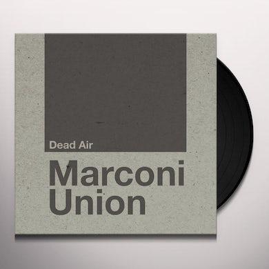 Marconi Union Dead Air Vinyl Record