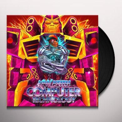 Kool Keith COMPUTER TECHNOLOGY Vinyl Record