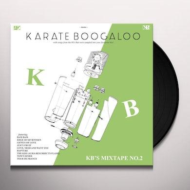 Karate Boogaloo KB'S MIXTAPE NO. 2 Vinyl Record