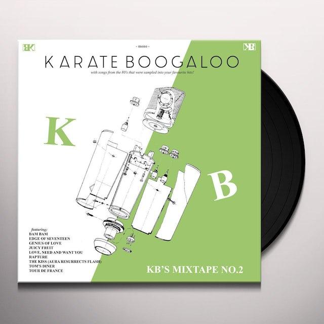 Karate Boogaloo