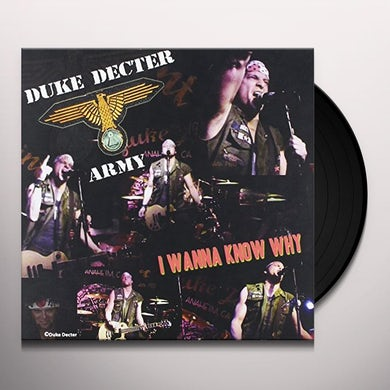 F/DUKE DECTER NONE DARE CALL IT TREASON Vinyl Record
