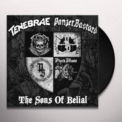 Tenebrae SONS OF BELIAL Vinyl Record