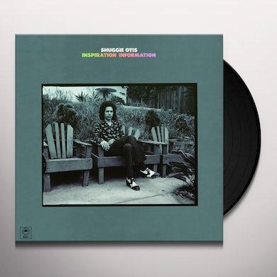 Shuggie Otis INSIPRIATION INFORMATION Vinyl Record