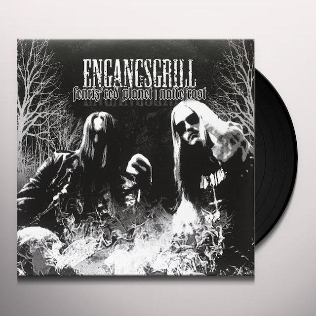 Fenriz Red Planet / Nattefrost ENGANGSGRILL Vinyl Record