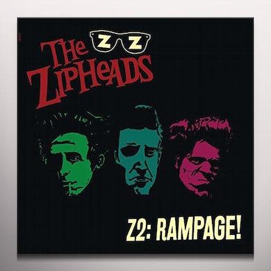 Z2: RAMPAGE (MAGENTA VINYL) Vinyl Record