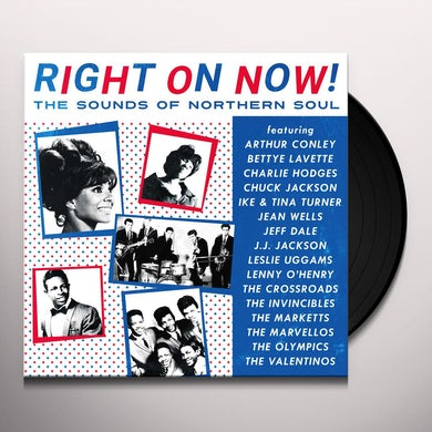 Right On Now - Sounds Of Northern Soul / Various Vinyl Record