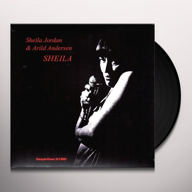 Sheila Jordan / Arild Andersen SHEILA Vinyl Record