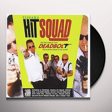 TIJUANA HIT SQUAD Vinyl Record